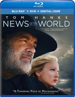 NEWS OF THE WORLD on Blu-ray from Universal Home Entertainment!