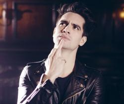 Panic! at the Disco frontman Brendon Urie