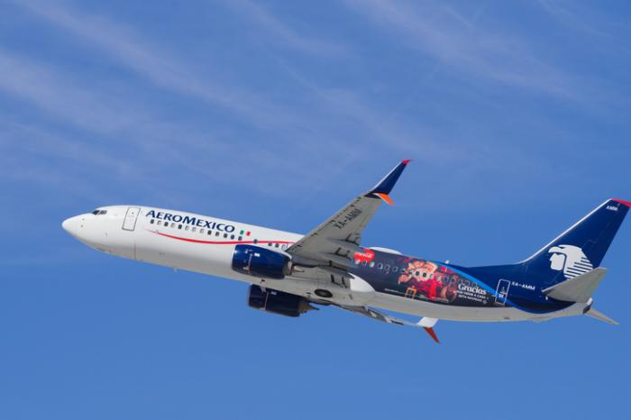 Mexico's Legacy Airline Aeromexico Files for Bankruptcy