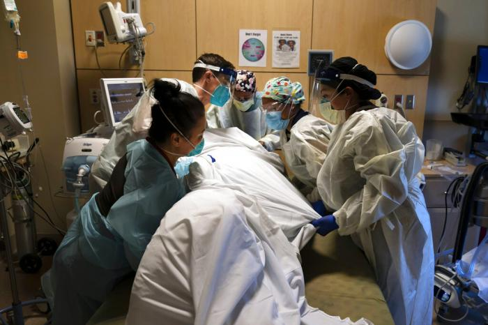 NYC Hospital Workers, Knowing How Bad It Can Get, Brace for COVID 2nd Wave