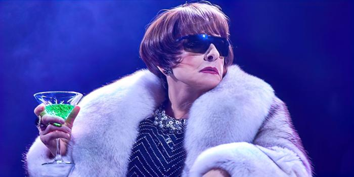 """Patti Lupone in the upcoming Broadway revival of """"Company"""""""