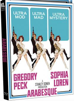 Review: Gorgeous 'Arabesque' Complete With Cinematic Royalty - Sophia Loren and Gregory Peck