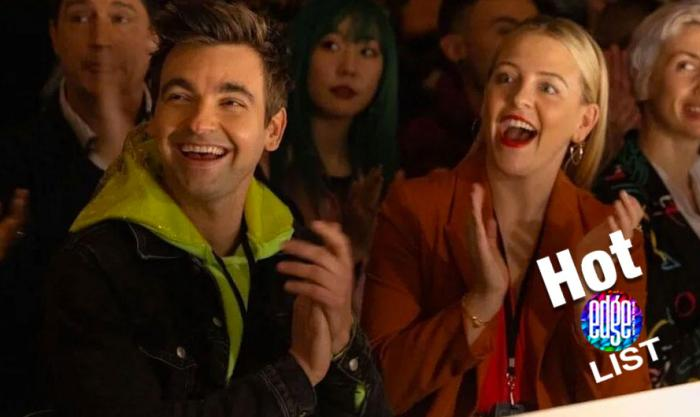 """Drew Tarver and Heléne Yorke on """"The Other Two"""""""