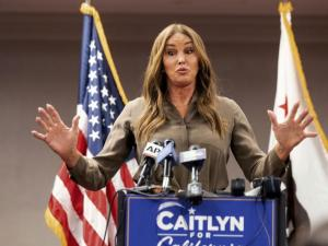 Watch: After Losing Calif. Governor Bid, Caitlyn Jenner Says She 'Can't Believe' Results
